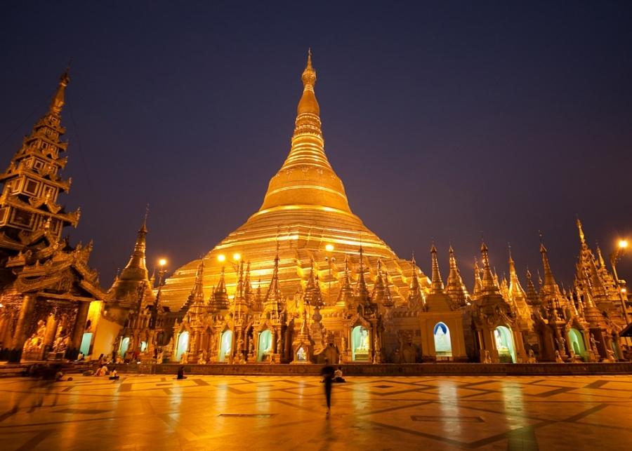 pagoda-shvedagon